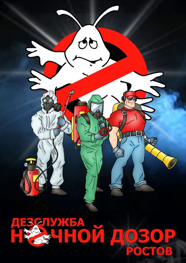 дезслужба Ночной Дозор - Ростов-на-Дону