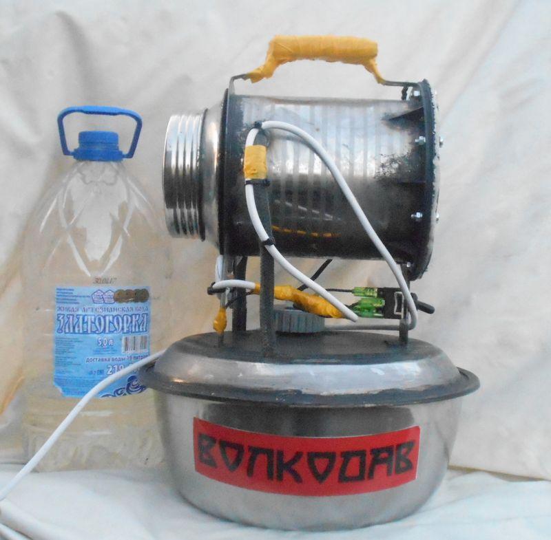 генератор тумана Волкодав для уничтожения тараканов